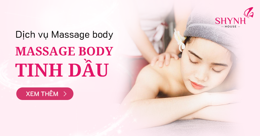 massage body tinh dau