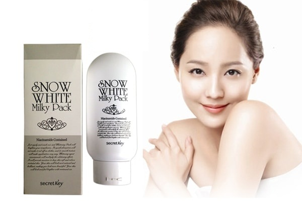 Secret Key Snow White Milky Pack