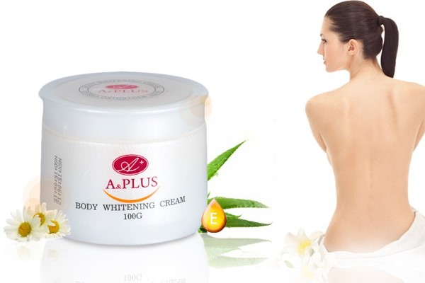 A&Plus Body Whitening Cream B11